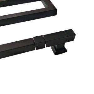 кран для дизайн-радиатора